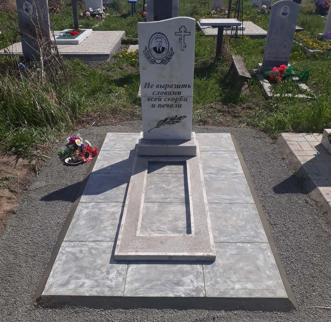 Памятник мрамор