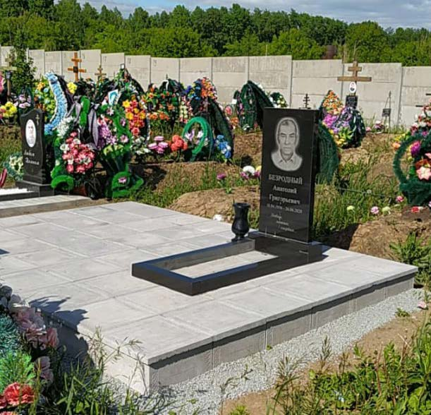 Памятник гранит