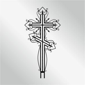 СВАРНЫЕ И КОВАНЫЕ КРЕСТЫ