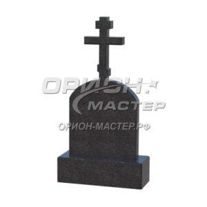 Резной гранитный памятник фигурный 5.1