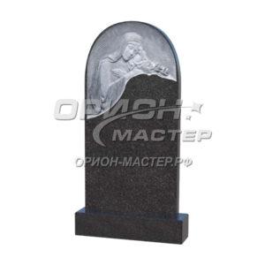 Резной гранитный памятник фигурный 9.3
