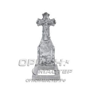 Гранилит памятник Крест Иисус